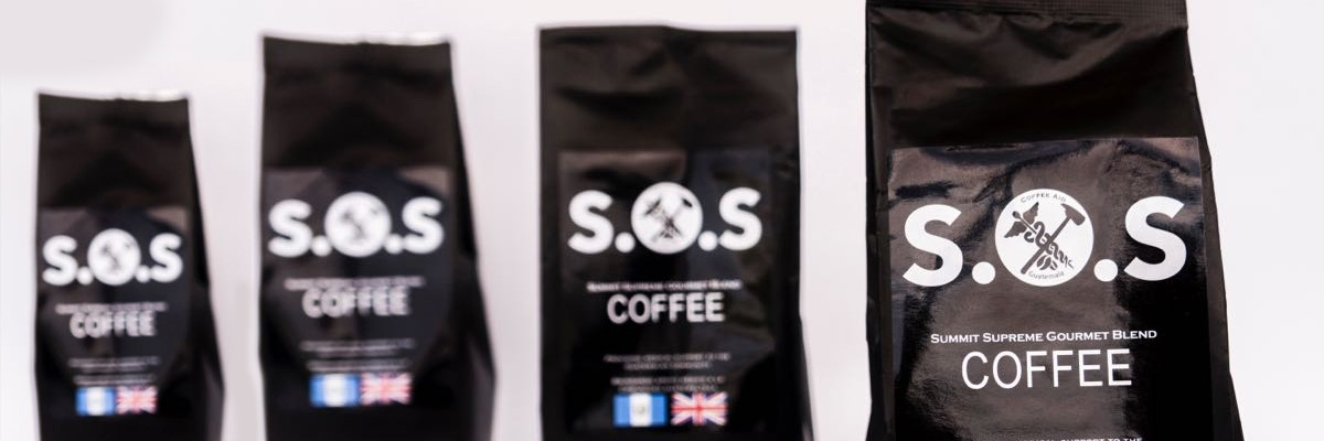 SOS Coffee and Community Projects