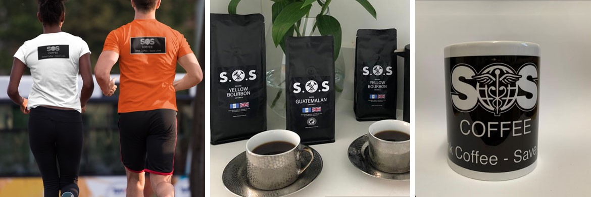 Supporting SOS Coffee