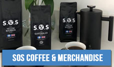 SOS Coffee & Merchandise