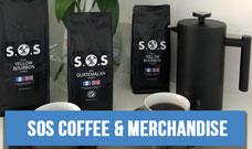 SOS Coffee & Merchandise
